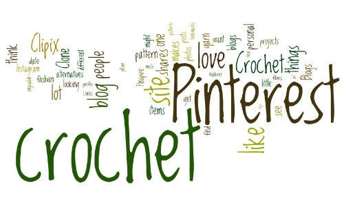 crochet blog If I Were ... (Crochet Blog Week, Day 5)