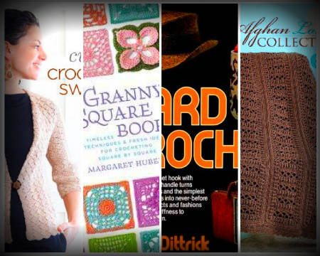 crochet books Crochet Blog Roundup: March 2012