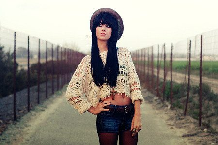 crochet fashion blog 20 Beautifully Styled Crochet Photos (Crochet Blog Week, Day Two)