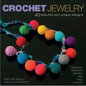 crochet jewelry book 25 Crochet Books for Information and Inspiration