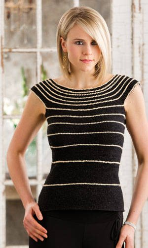 crochet line dress Pin It! Crochet! Magazine Giveaway