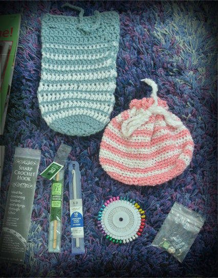 crochet notions The Huge Spread The Word Crocheters Dream Giveaway