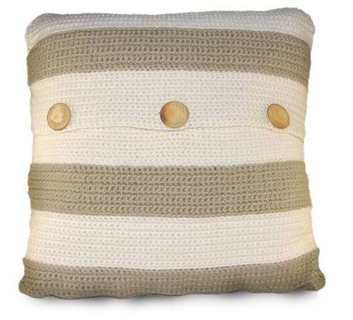 Crochet Pillow Patterns : Crochet Pillow Cover Ideas And Tips Juxtapost Picture