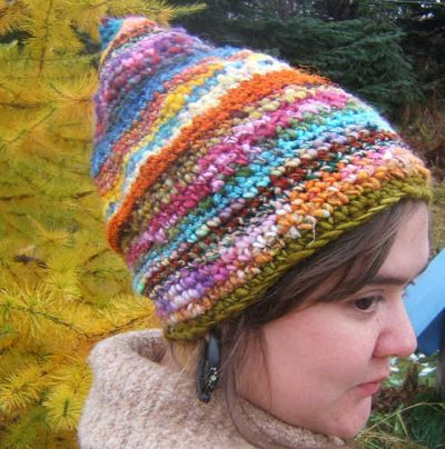dreadlock tam 400x404 100 Unique Crochet Hats