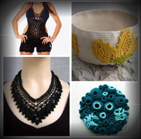 etsy crochet Crochet Blog Roundup: March 2012