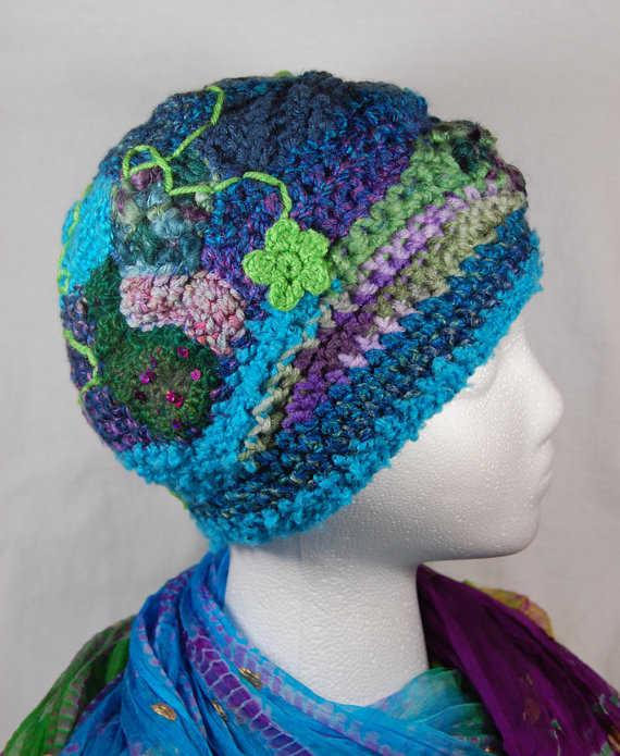 100 Unique Crochet Hats – Crochet Patterns, How to ...