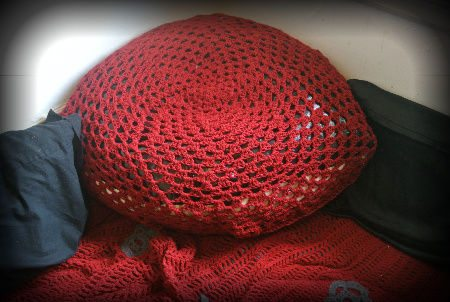 granny circle crochet Crochet Blog Roundup: April 2012