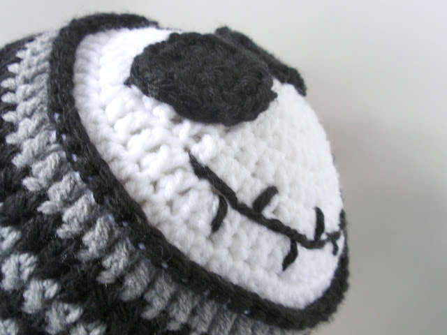 Crochet Pattern For Jack Skellington Hat : 100 Unique Crochet Hats