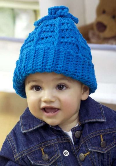 kids crochet hat3 400x571 100 Unique Crochet Hats