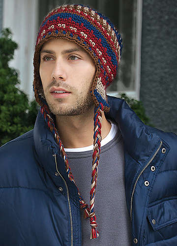 mens crochet ski hat 100 Unique Crochet Hats