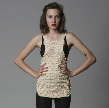 vintage helmut lang Designer Crochet: Helmut Lang