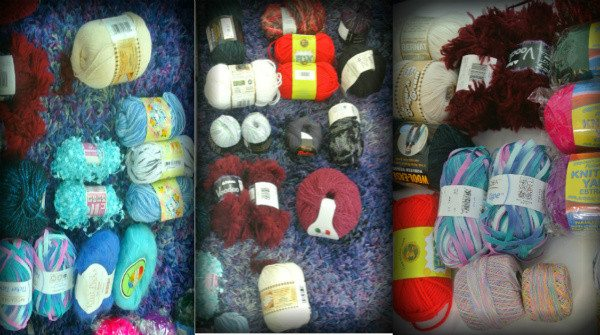 yarn1 The Huge Spread The Word Crocheters Dream Giveaway