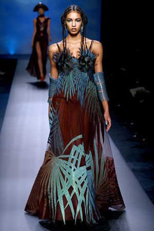 bold gaultier designs Designer Crochet: Jean Paul Gaultier