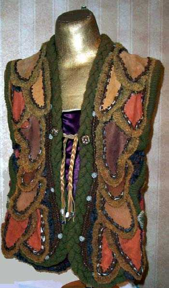 cacicedo crochet1 Edgy 1970s Crochet Designers: Jean Williams Cacicedo