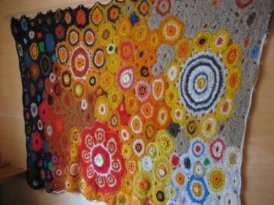 crochet art1 400x300 The Best Crochet Blog Posts from the Web This Week