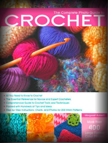 crochet book1 One Year Ago in Crochet 5/27   6/2