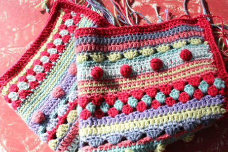 crochet color work Crochet Link Love: Top Posts of the Week