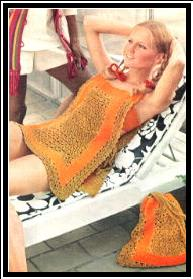 crochet coverup 30 Most Beautiful Crochet Swimsuits