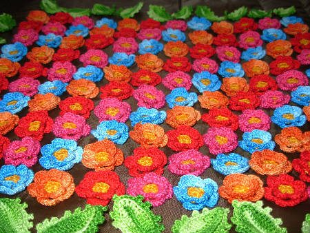Post image for Inspiring Crochet Gardens: Projects and Ideas for the Home