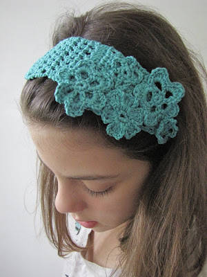 crochet headband The Best Crochet Blog Posts from the Web This Week