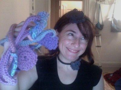 crochet headbands 400x300 One Year Ago in Crochet 5/13   5/19