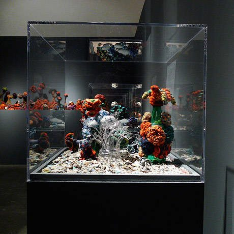 Post image for Hyperbolic Crochet Reef Creators Open New Permanent Exhibit Space