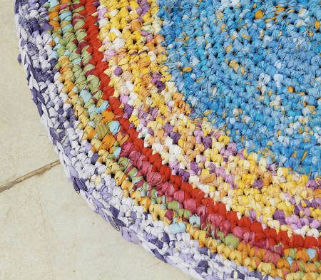 Crochet Rug Pattern Books Free Crochet Patterns