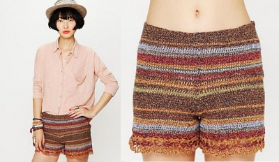 free people crochet shorts 400x232 25 Ravishing Pairs of Crochet Shorts