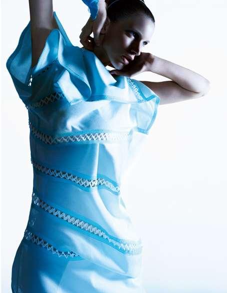 issey miyake Designer Crochet: Issey Miyake