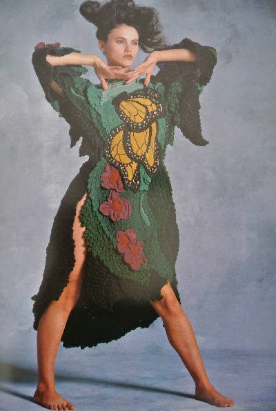 Post image for Edgy 1970s Crochet Designers: Jean Williams Cacicedo