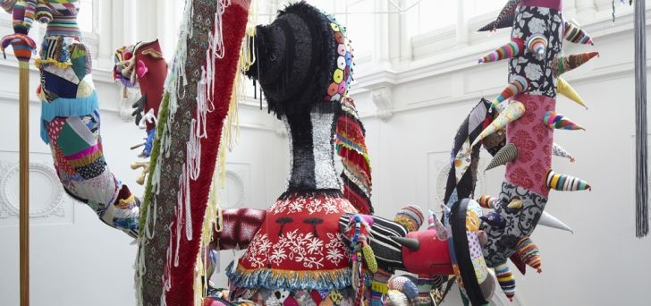 Post image for Joana Vasconcelos is Château de Versailles's First Female Artist