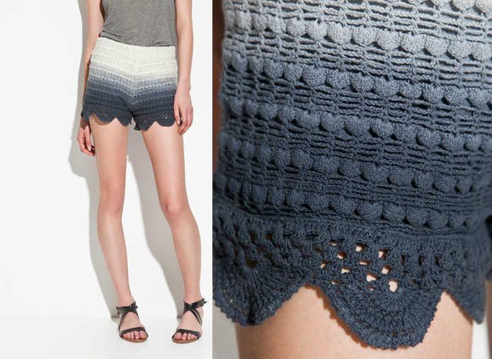 25 Ravishing Pairs of Crochet Shorts – Crochet Patterns, How to ...