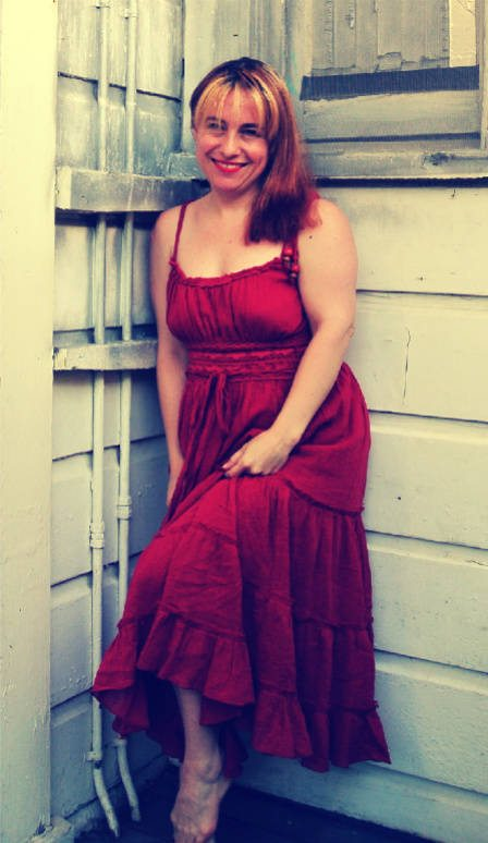 Post image for How to Accessorize a Boho Red Dress with Crochet