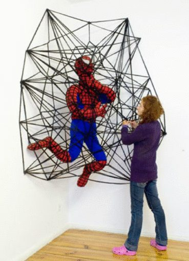 spiderman haak