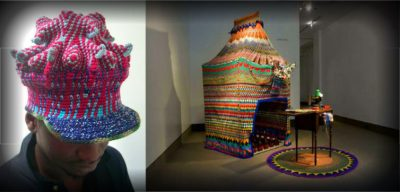xenobia bailey art 400x192 2012 in Crochet: Inspiration and Patterns