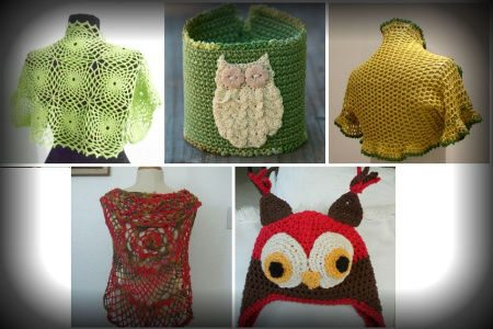 2012 etsy crochet1 Then and Now ... One Year Ago in Crochet (6/17   6/23)
