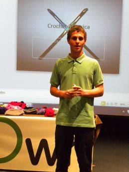 Post image for Crochet America: Teen Pitches Crochet Business to Investors
