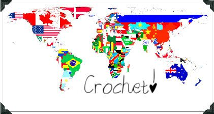 crochet around the world