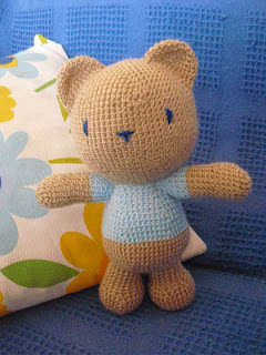 crochet bear Best Crochet Blog Links This Week