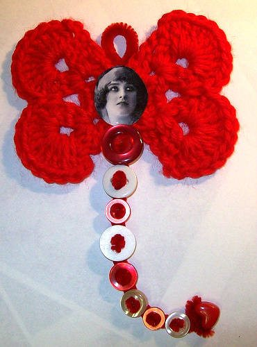 crochet button fairy 15 Fun Project Ideas for Crocheters who Love Buttons
