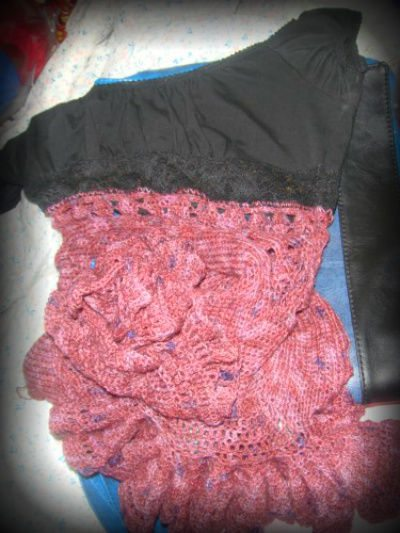 crochet dress Then and Now ... One Year Ago in Crochet (6/17   6/23)