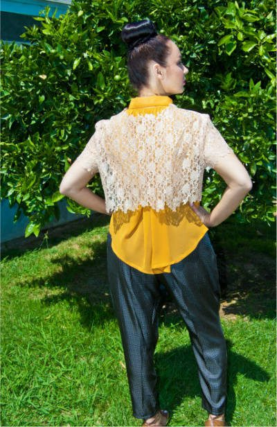 crochet lace shrug Crochet Blog Roundup: June in Review