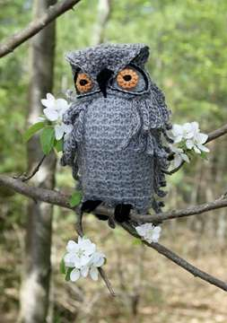 crochet owl Then and Now ... One Year Ago in Crochet (6/17   6/23)