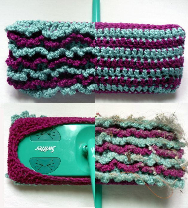 crochet swiffer sock 20 Popular Free Crochet Patterns to Bookmark if You Havent Tried Them Yet
