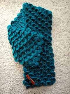 crocodile stitch scarf 20 Popular Free Crochet Patterns to Bookmark if You Havent Tried Them Yet