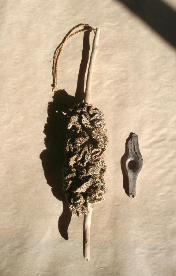 driftwood crochet