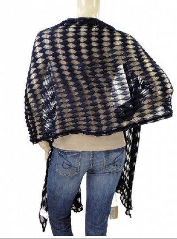 Galliano Gehaakte sjaal