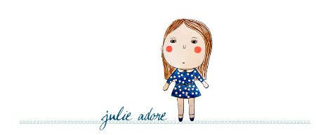 julie adore blog