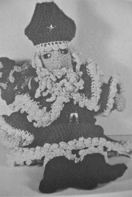 lannie martowe crochet sculpture Edgy 1970s Crochet Art: Lannie (Martowe) Hart