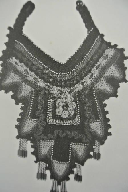 lannie martowe crochet Edgy 1970s Crochet Art: Lannie (Martowe) Hart